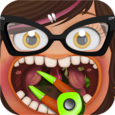 Tonsils Doctor - Kids Game Icon
