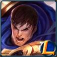 Garen LOL Fighter Icon