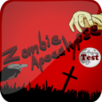 Zombie Apocalypse Test Icon