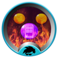 Fire Launcher Icon