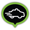 GrabTaxi: Book a ride Icon
