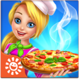 Bella's Pizza Place-Food Maker Icon