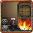 Escape Game-Cyborg House Icon