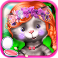 Little Cat Makeover Icon