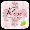 (FREE) GO SMS PRO ROSE THEME Icon