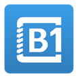 B1 Archiver zip rar unzip Icon