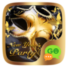 (FREE) GO SMS NEW YEAR'S THEME Icon