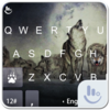 Wild Wolves Keyboard Theme Icon