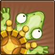 Crazy Chameleon Icon