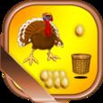 Egg Catcher Kids Icon