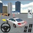 Speed Parking Game Icon