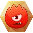 Monster Busters: Hexa Blast Icon