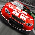 Stock Car Racing Icon