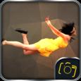 Levitation Photography Camera Icon