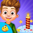 Birthday Planning Party Ideas Icon