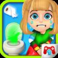 Kids Toilet Training Icon
