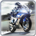 Highway Traffic Rider Icon