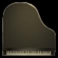 Actual Piano Tablet Icon