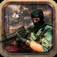 Army Combat Tactical Commando Icon