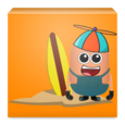 Minion Snow-Surf Icon