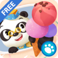 Dr Panda Ice Cream Truck Free Icon