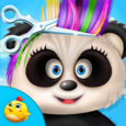 Animal Hair Salon For Kids Icon