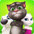 Talking Tom Bubble Shooter Icon