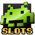 Retro Games - Slot Machine Icon