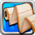 Toilet Paper Dash Icon