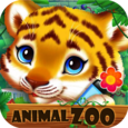 The Animal Zoo - Kids Game Icon