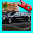 3D LIMOUSINE CAR PARKING Icon
