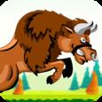 Bull Ride Combat Icon