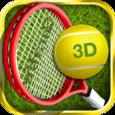 Tennis Champion 3D Icon