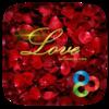Rose Love GO Launcher Theme Icon
