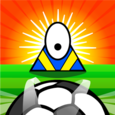 Super Triclops Soccer Icon