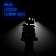 SL custom night fnaf parody Icon
