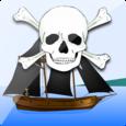 Pirate Ships War Icon