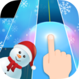 Music Piano: Christmas Tiles 2 Icon