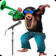 Talking & Singing Monkey Icon