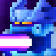 Block Monster Icon