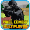 Pixel Combat Multiplayer HD Icon