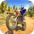 Offroad Bike Racing Icon