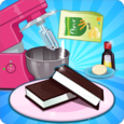 Cooking Ice Cream Sandwiches Icon