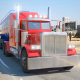 Truck Driver 3D: Extreme Roads Icon