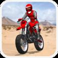 Dirt Bike Racing Icon