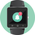 Notifications for Smartwatch 2 Icon