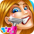 Hairy Face Salon - Makeover Icon