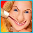 Warp My Face: Fun Photo Editor Icon
