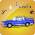 Lowrider Awakening: Car Repair Icon