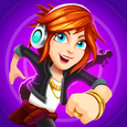 Pop Dash - Music Runner Icon